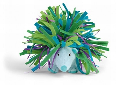 Blue Ribbon Hedgehog